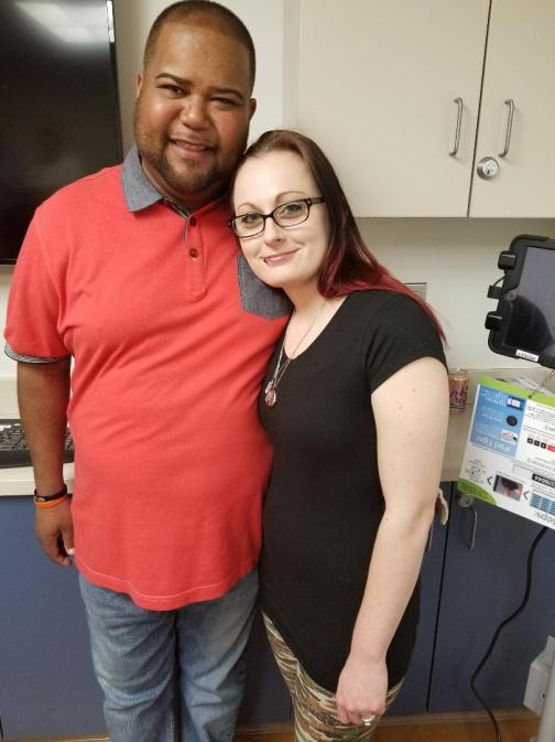 Des' Kidney donor